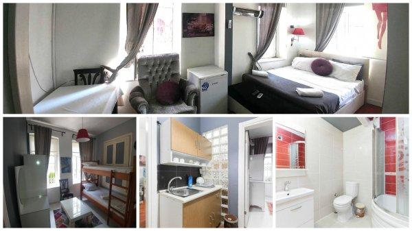 Istanbul Taksim Hotel and Hostel Green House
