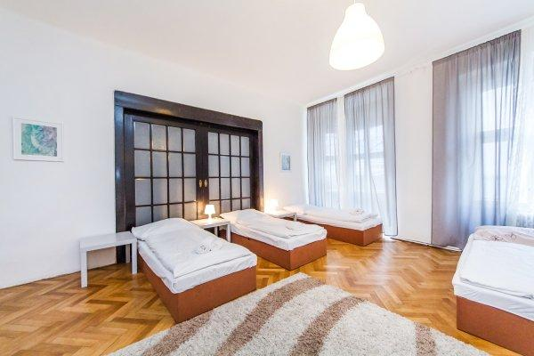 Welcome Hostel and Apartments Prague