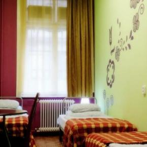Youth Hostels - Budapest Budget Hostel
