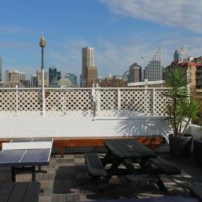 Youth Hostels - Sydney Central Backpackers