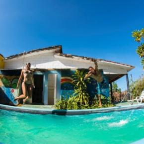Хостелы - Beach Hostel Porto de Galinhas