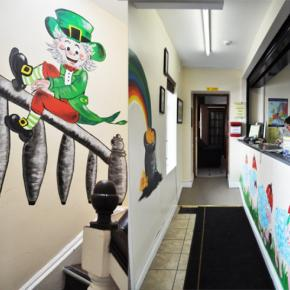 Youth Hostels - Short Stay Dublin © - Stephen's Green