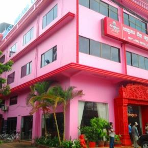 Youth Hostels - Angkor Saphir Hotel