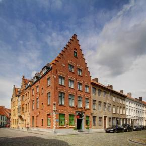 Youth Hostels - Hotel Jacobs Brugge