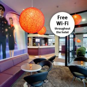 Youth Hostels - MEININGER Hotel Frankfurt Airport