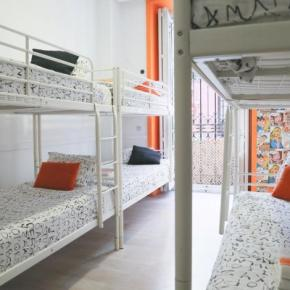 Хостелы - Hostel Meeting Point Madrid