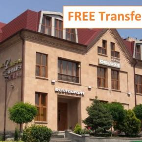 Youth Hostels - Yerevan Deluxe Hotel