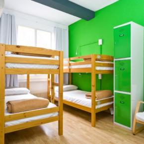 Youth Hostels - Madrid Motion Hostel