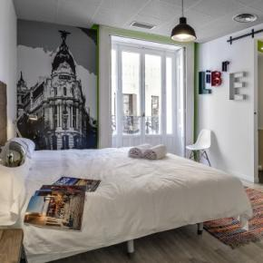 Youth Hostels - Safestay Madrid
