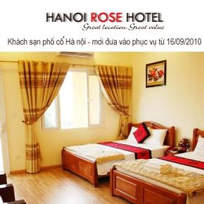 Youth Hostels - Hanoi Rose Hotel
