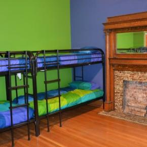 Youth Hostels - Wrigley Hostel