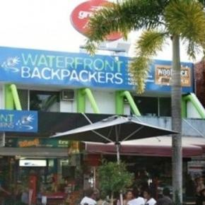Хостелы - Waterfront Backpackers