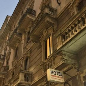 Youth Hostels - Hotel Ambrosiana
