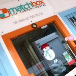 Youth Hostels - Matchbox The Concept Hostel