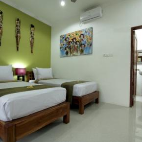 Youth Hostels - Maha Residence Guest House Balangan