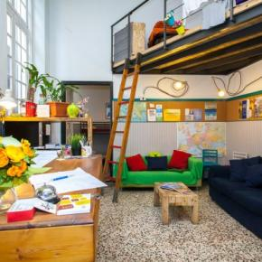 Хостелы - OStellin Genova Hostel