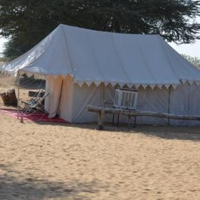 Хостелы - Registan Desert Safari Camps