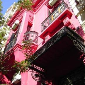 Youth Hostels - The Pink House