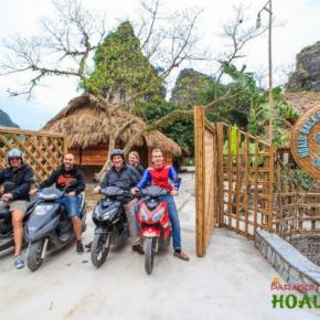 Хостелы - Hoalu Eco Backpacker Homestay Ninh Binh