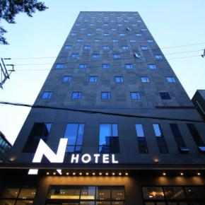 Youth Hostels - SEOUL N HOTEL Dongdaemun