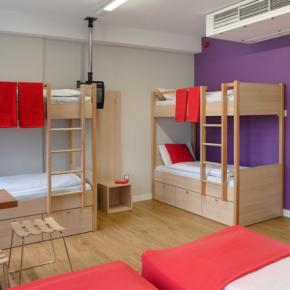 Youth Hostels - MEININGER Hotel London Hyde Park