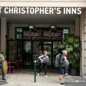 Youth Hostels - St Christopher's Inn Gare du Nord
