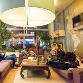 Youth Hostels - wombat's CITY Hostels Vienna – the LOUNGE