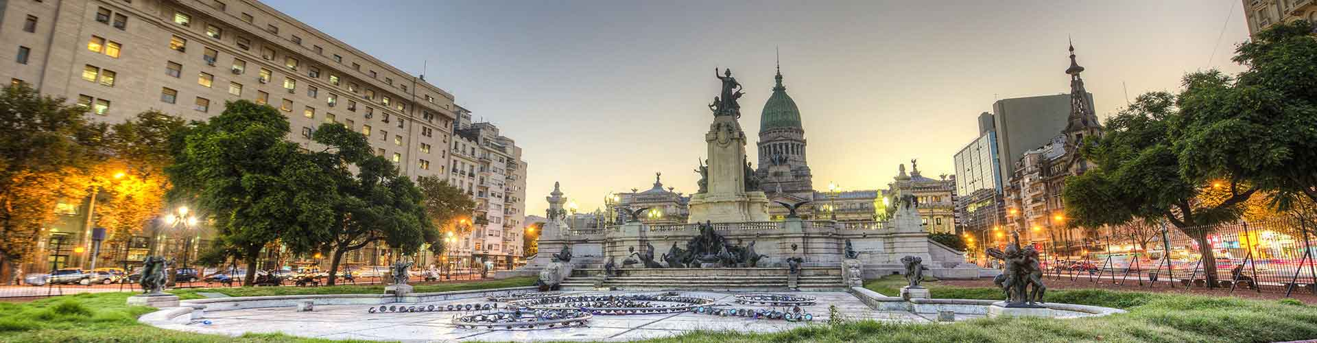 Buenos Aires – Hostels in Buenos Aires. Maps for Buenos Aires, Photos and Reviews for each hostel in Buenos Aires.