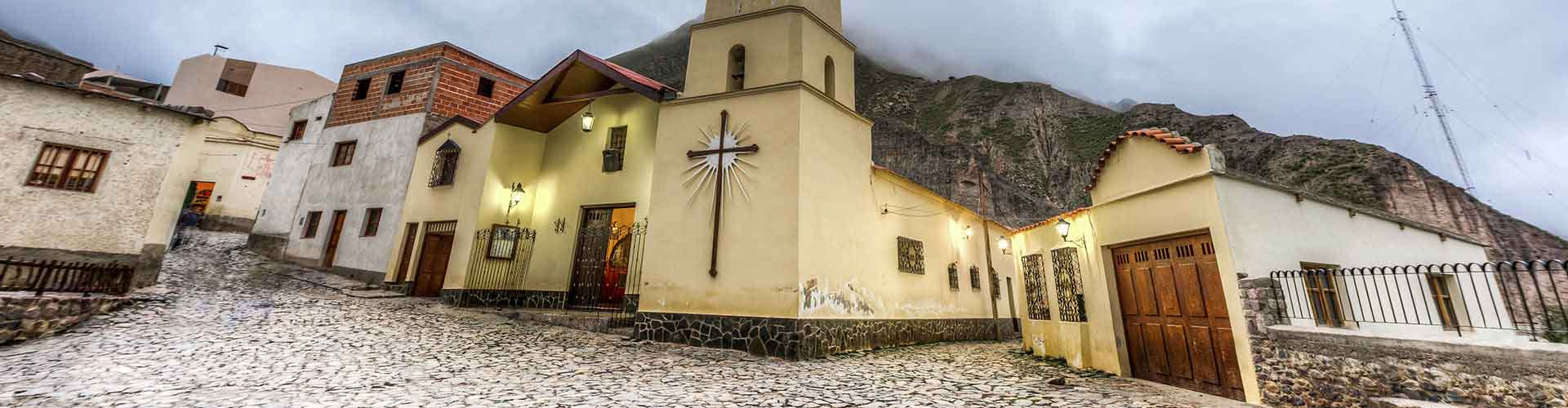 Salta – Hostels in Salta. Maps for Salta, Photos and Reviews for each hostel in Salta.