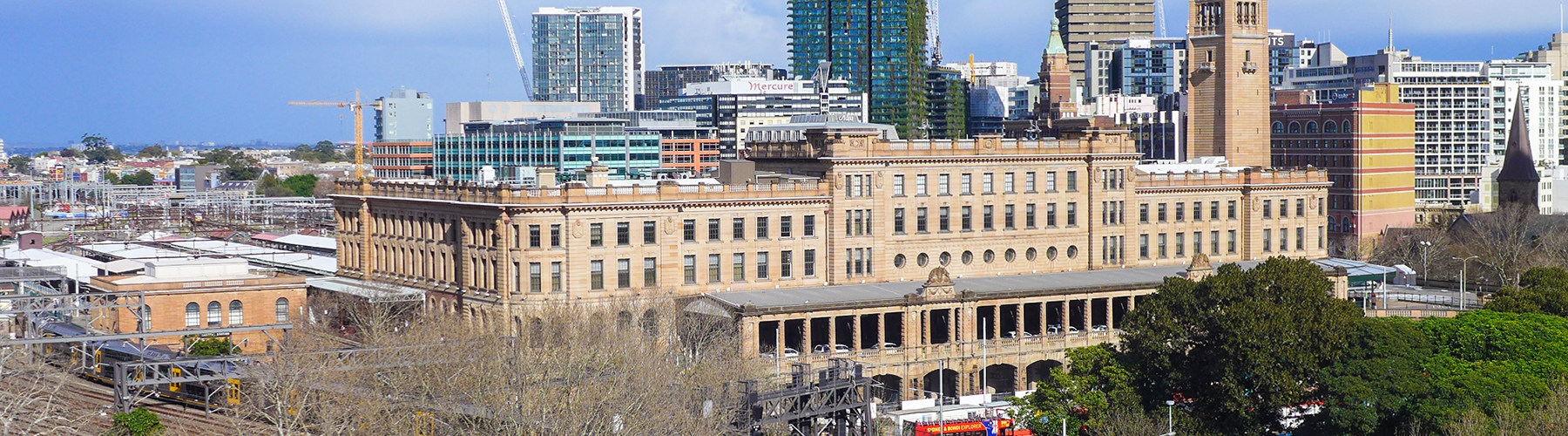 Sydney – Camping close to Central railway station. Maps of Sydney, Photos and Reviews for each camping in Sydney.