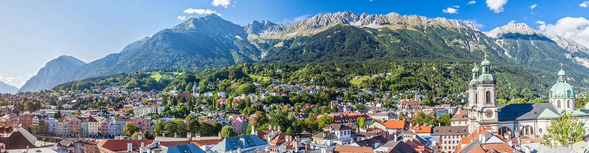 Innsbruck – Apartments in Innsbruck. Maps of Innsbruck, Photos and Reviews for each Apartment in Innsbruck.