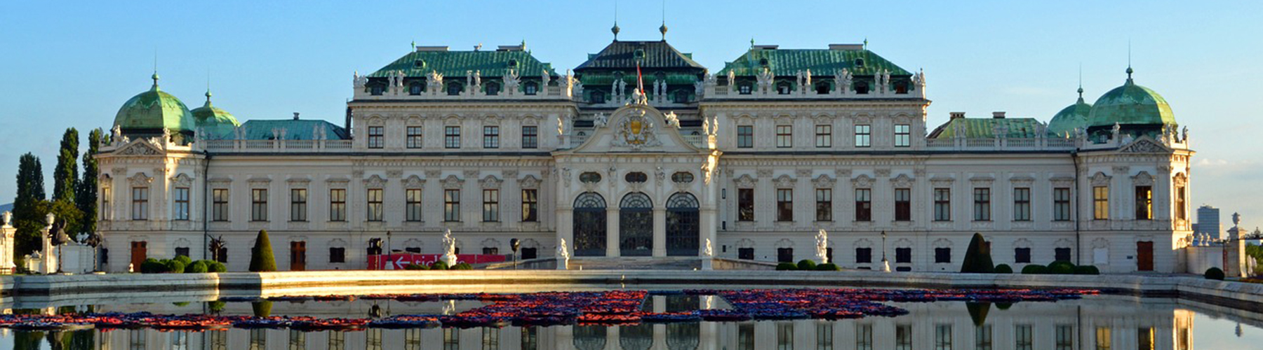 Vienna – Hotels close to Austrian Gallery. Maps of Vienna, Photos and Reviews for each Hotel in Vienna.