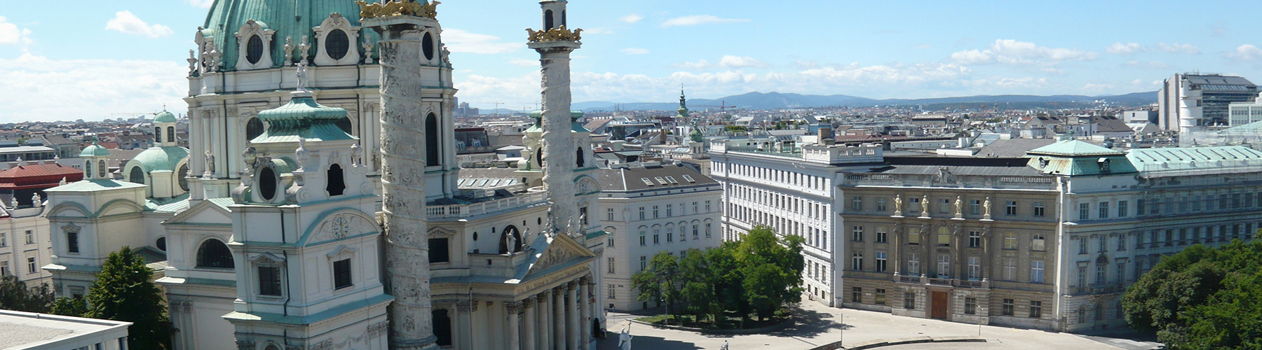 Vienna – Hostels close to Ringstraße. Maps of Vienna, Photos and Reviews for each Hostel in Vienna.