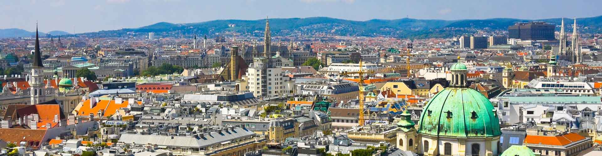 Vienna – Hostels in Vienna. Maps of Vienna, Photos and Reviews for each hostel in Vienna.