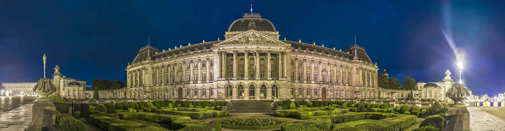 Brussels – Hotels in Bruxelles-ville. Maps of Brussels, Photos and Reviews for each Hotel in Brussels.