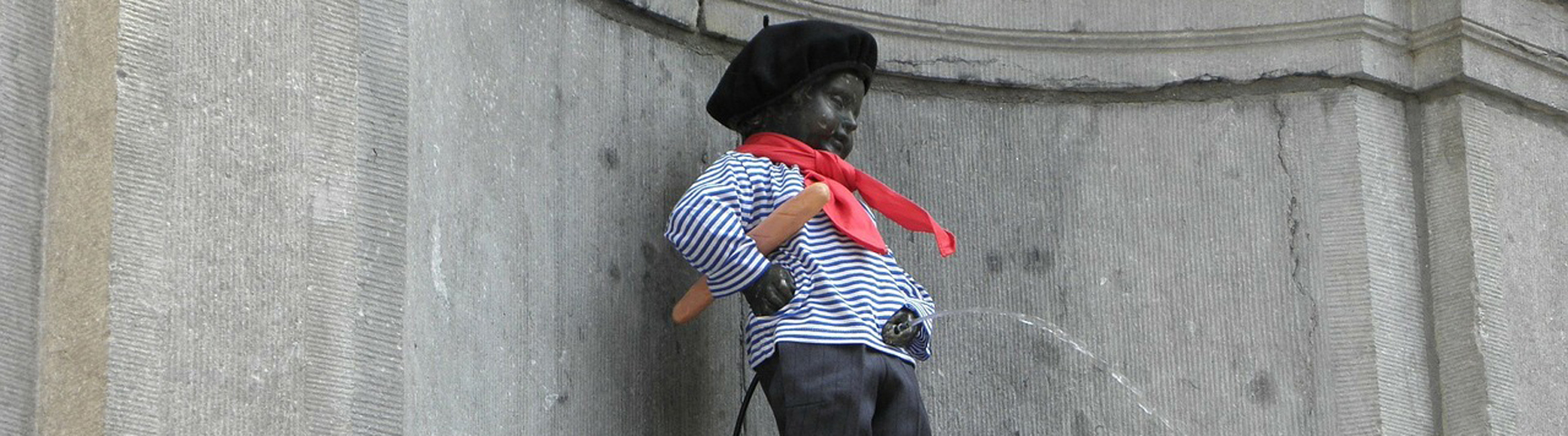 Brussels – Apartments close to Manneke Pis. Maps of Brussels, Photos and Reviews for each Apartment in Brussels.