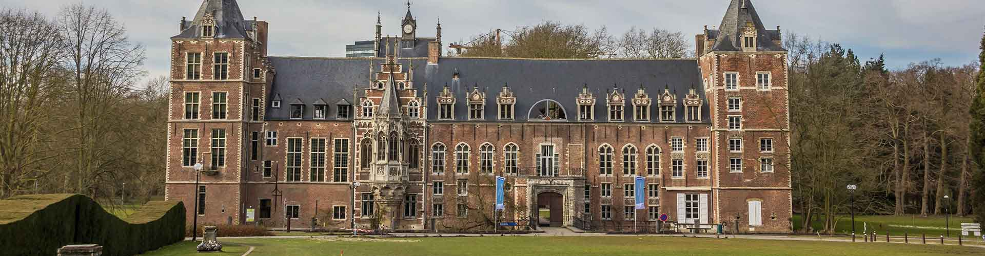 Leuven – Hostels in Leuven. Maps of Leuven, Photos and Reviews for each hostel in Leuven.