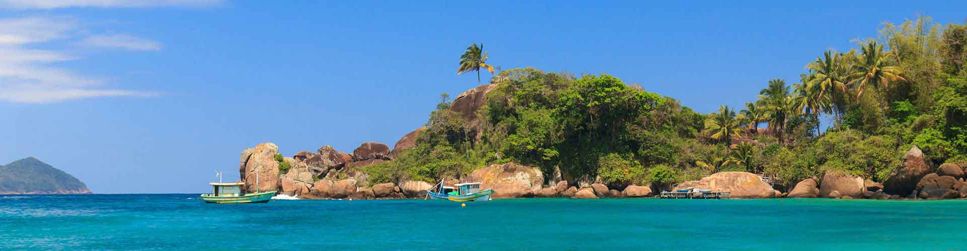 Ilha Grande – Hotels in Ilha Grande. Maps of Ilha Grande, Photos and Reviews for each Hotel in Ilha Grande.