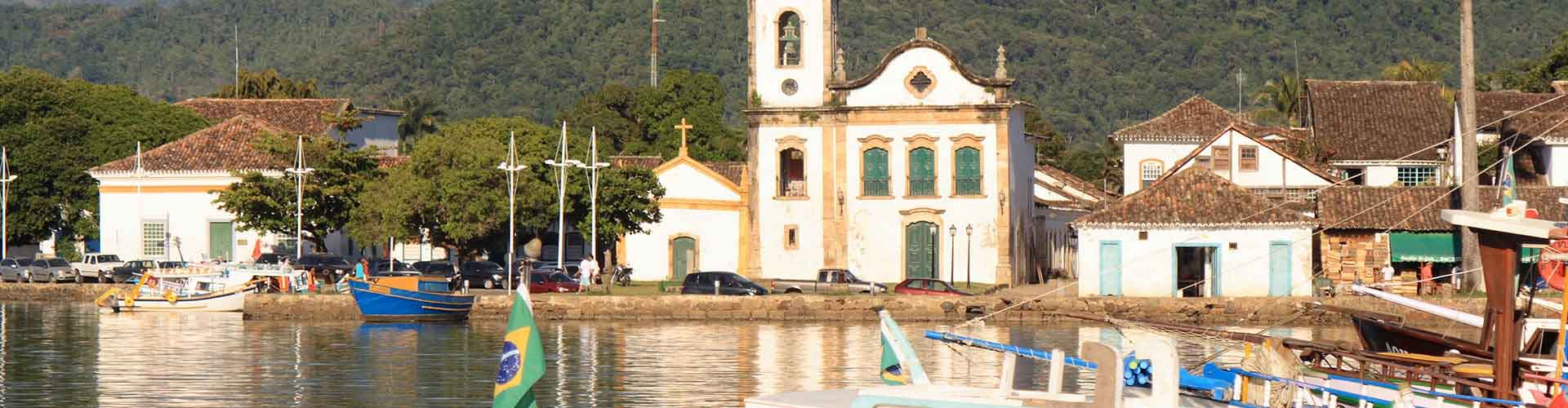 Paraty – Hostels in Paraty. Maps of Paraty, Photos and Reviews for each hostel in Paraty.
