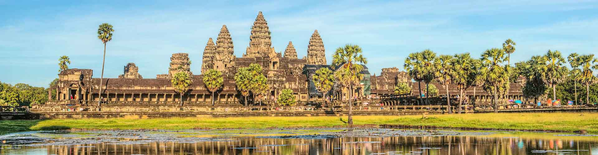 Siem Reap – Hostels in Siem Reap. Maps for Siem Reap, Photos and Reviews for each hostel in Siem Reap.