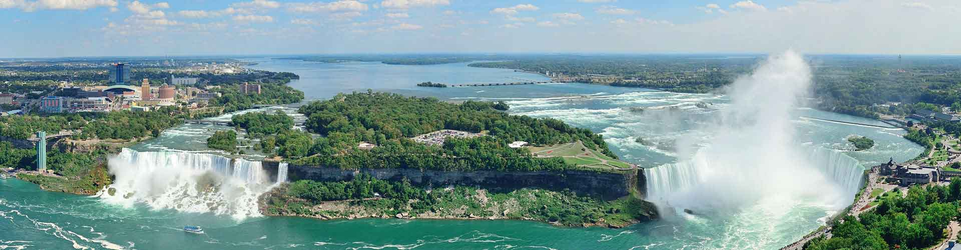 Niagara Falls – Hostels in Niagara Falls. Maps for Niagara Falls, Photos and Reviews for each hostel in Niagara Falls.