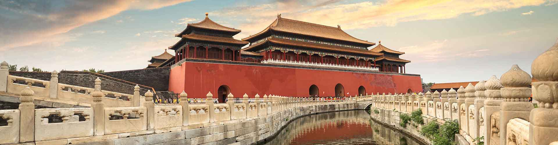 Beijing – Youth Hostels close to Summer Palace. Maps of Beijing, Photos and Reviews for each Youth Hostel in Beijing.
