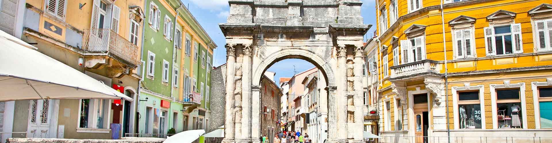 Pula – Hostels in Pula. Maps for Pula, Photos and Reviews for each hostel in Pula.