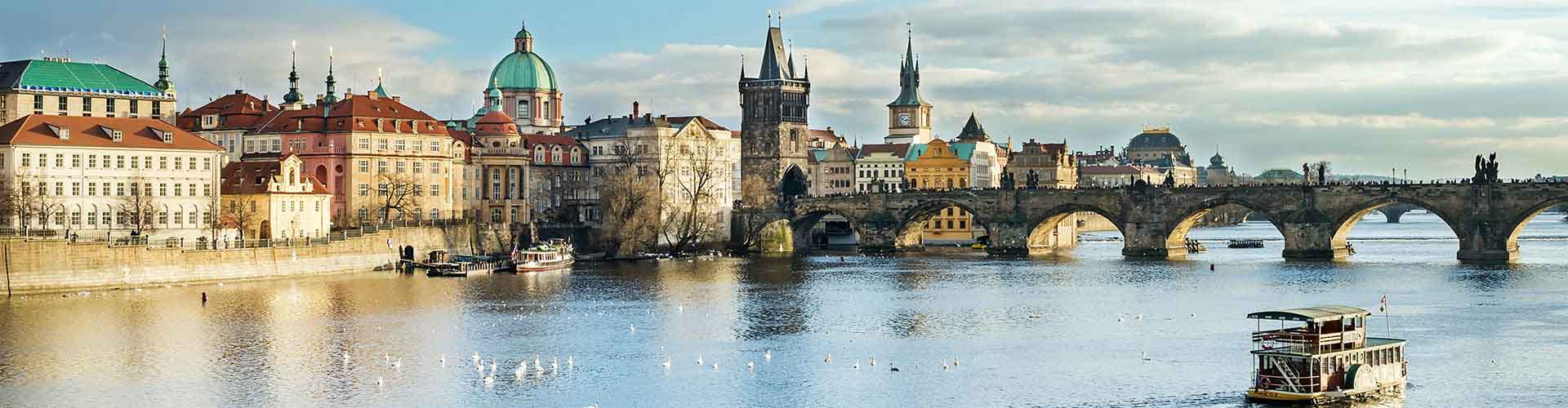 Prague – Youth Hostels in Prague 1. Maps of Prague, Photos and Reviews for each Youth Hostel in Prague.