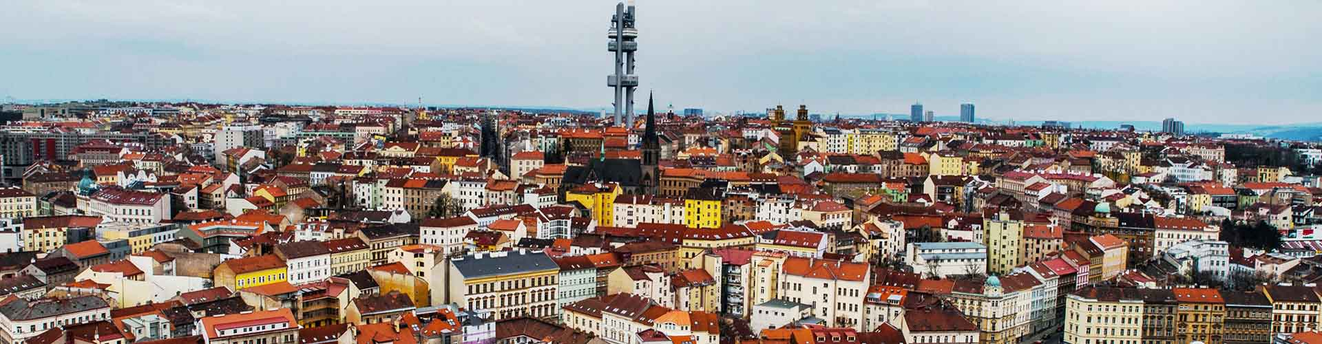 Prague – Apartments in Zizkov. Maps of Prague, Photos and Reviews for each Apartment in Prague.