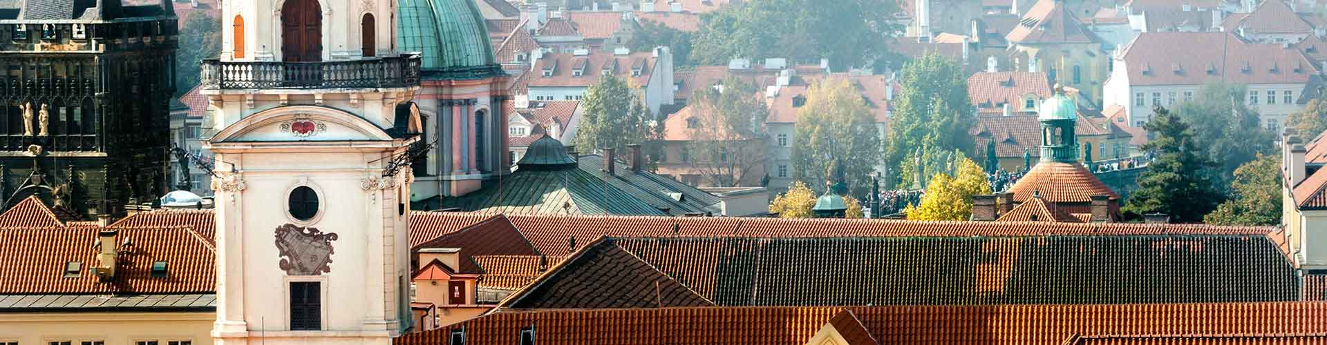 Prague – Hostels close to Clementinum. Maps for Prague, Photos and Reviews for each hostel in Prague.