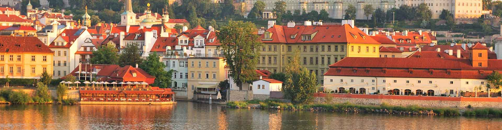 Prague – Apartments close to Prague Castle. Maps of Prague, Photos and Reviews for each Apartment in Prague.