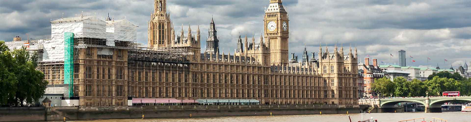 London – Hostels close to Palace of Westminster. Maps for London, Photos and Reviews for each hostel in London.