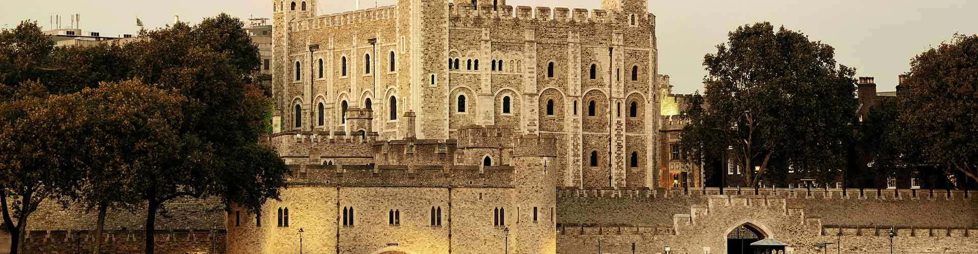 London – Hostels close to Tower of London. Maps for London, Photos and Reviews for each hostel in London.