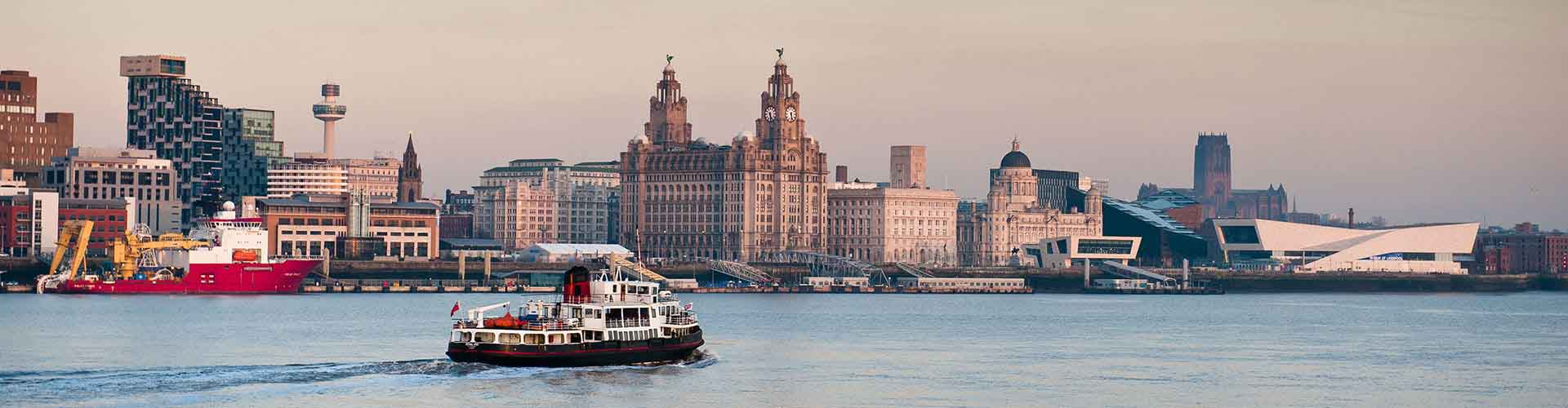 Liverpool – Camping in Hope. Maps of Liverpool, Photos and Reviews for each camping in Liverpool.